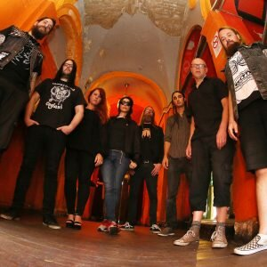 Crippled Black Phoenix band