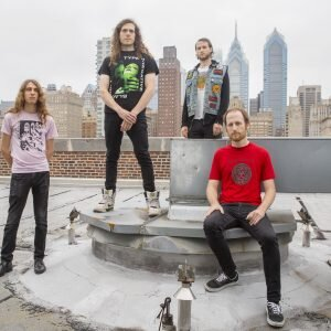 Horrendous band