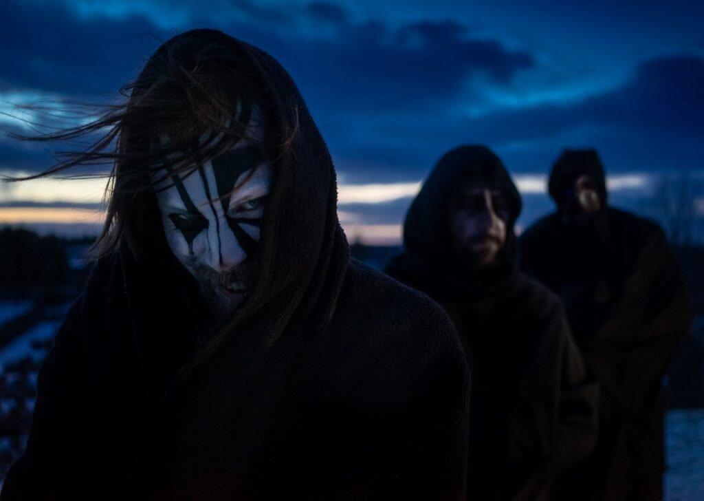 Mörk Gryning Band
