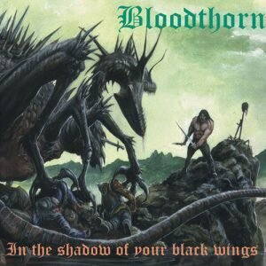 In The Shadow of Your Black Wings